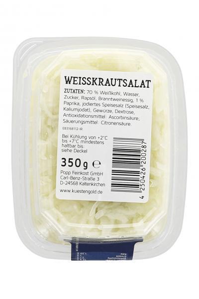 Küstengold Weisskrautsalat