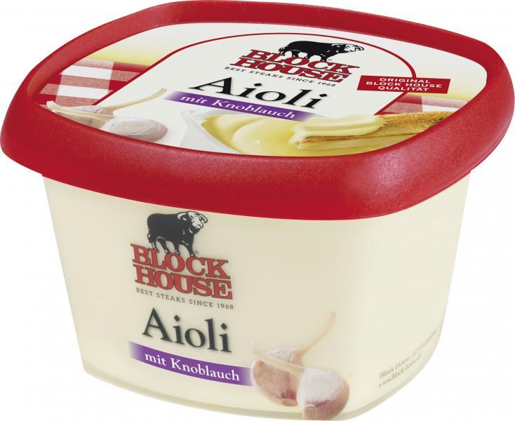 Block House Aioli