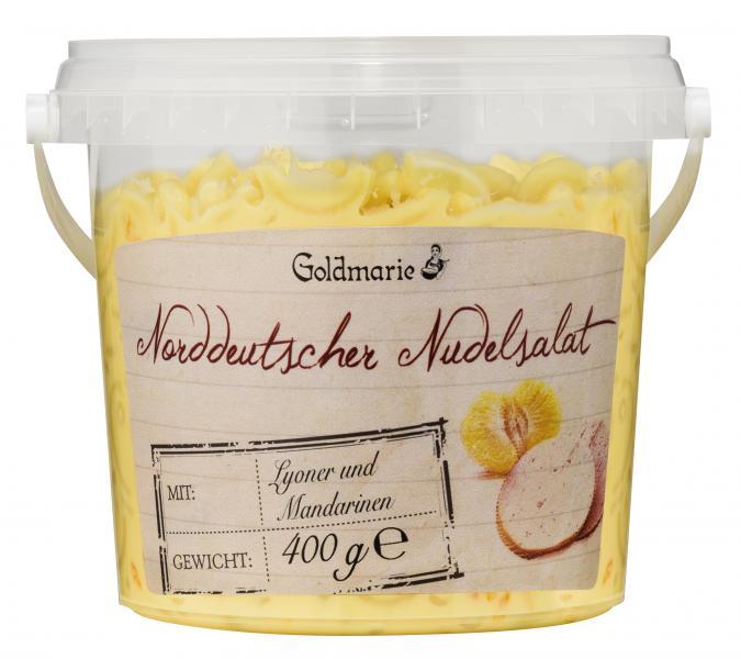 Goldmarie Norddeutscher Nudelsalat