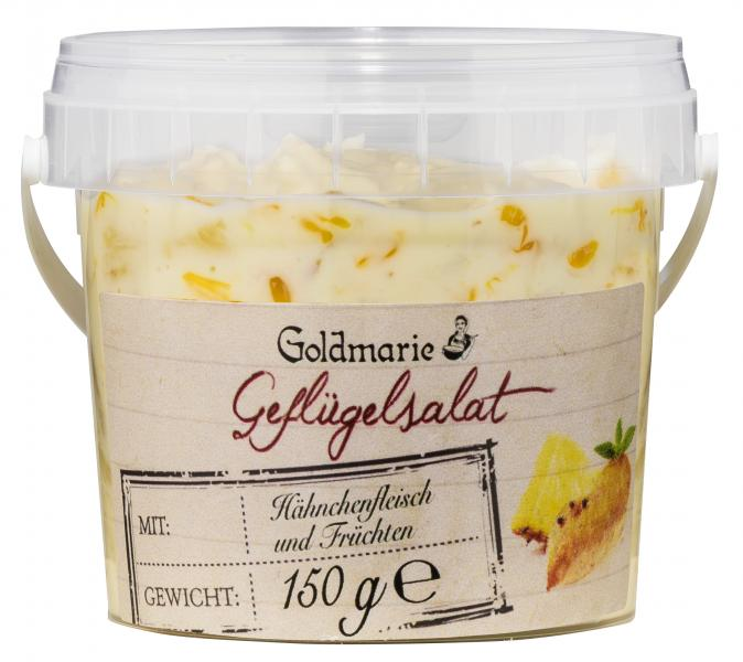 Goldmarie Geflügelsalat