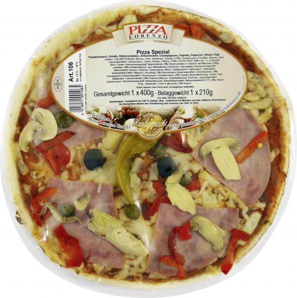 Lorenzo Pizza Spezial