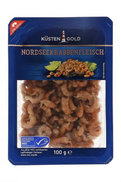 Küstengold Nordseekrabbenfleisch