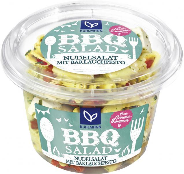 Kühlmann BBQ Nudelsalat mit Bärlauchpesto