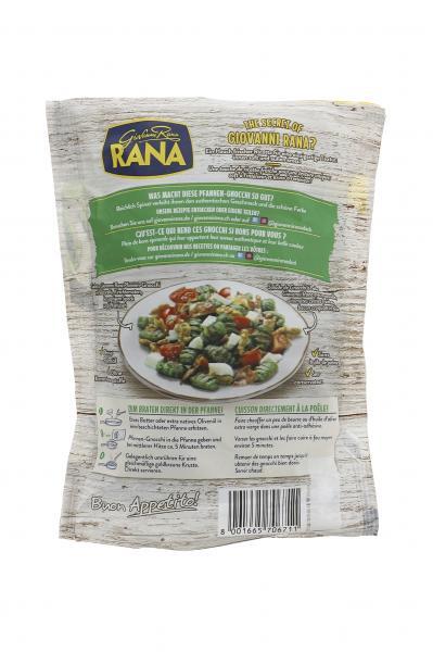 Giovanni Rana Pfannen-Gnocchi Spinat