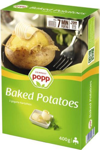 Popp Baked Potatoes