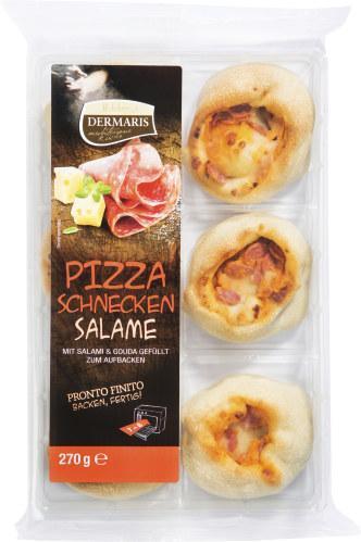 Dermaris Pizzaschnecken Salame