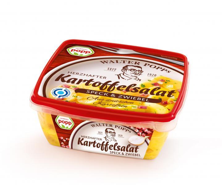Popp Kartoffelsalat Speck & Zwiebel
