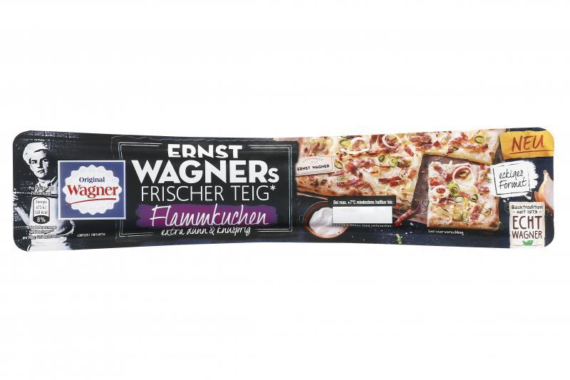 Original Wagner Frischer Flammkuchenteig