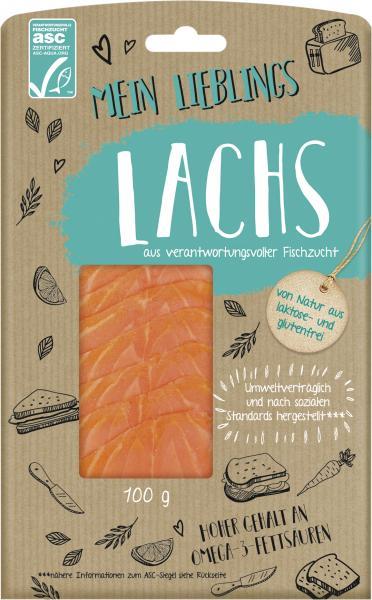 Krone Mein Lieblings-Lachs