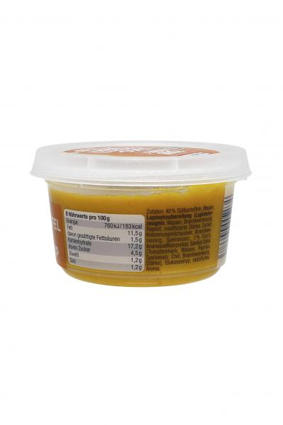 Homann Food Market Brotaufstrich Süßkartoffel Curry