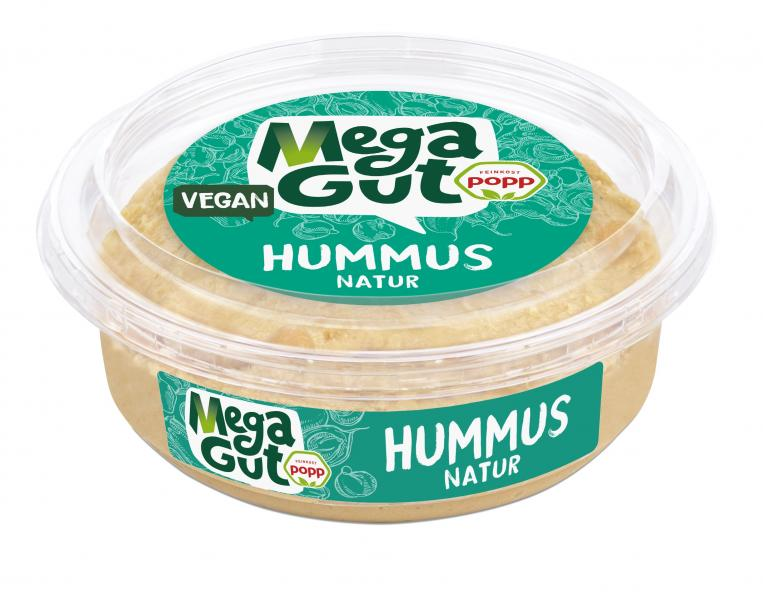 Popp Hummus natur