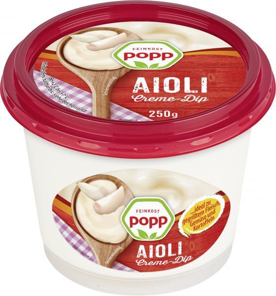Popp Aioli Creme Dip