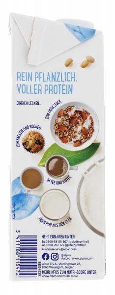 Alpro Sojadrink Original mit Calcium UHT vegan