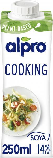 Alpro Soja-Kochcrème Cooking UHT vegan