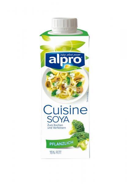 Alpro Cuisine Soya
