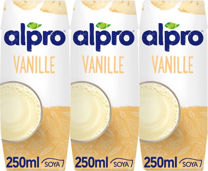 Alpro Soya Drink Vanille Geschmack