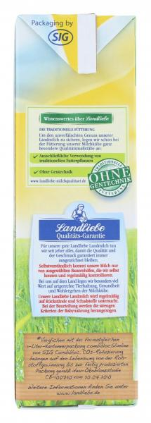 Landliebe Haltbare Landmilch 3,8% Fett