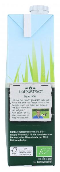 Arla Bio Weidemilch haltbar 1,5%