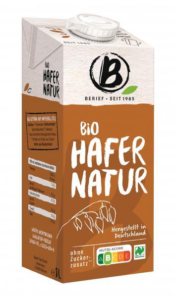 Berief Bio Haferdrink natur