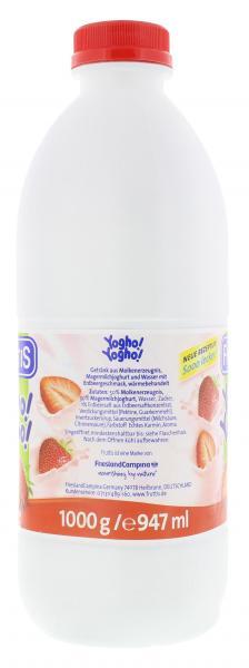 Fruttis Yogho Yogho Erdbeere