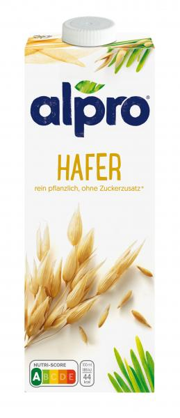 Alpro Haferdrink Original UHT vegan