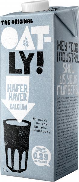 Oatly Haferdrink Calcium