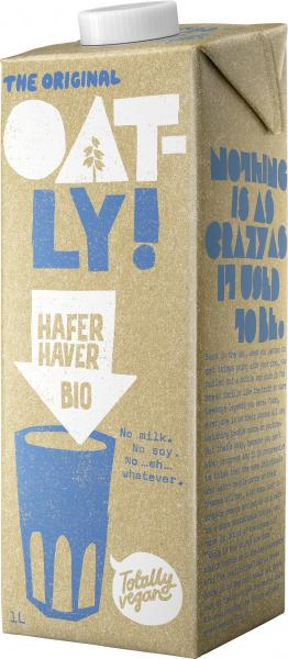 Oatly Haferdrink Classic Bio