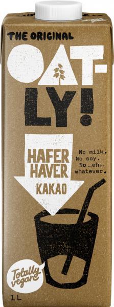 Oatly Haferdrink Kakao