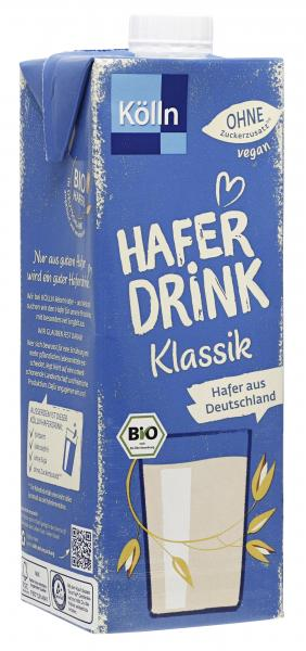 Kölln Smelk Haferliebe Bio Klassic
