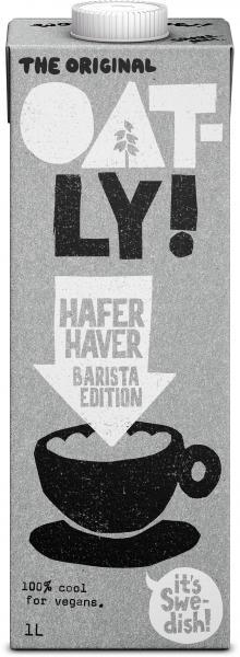 Oatly Haferdrink Barista Edition