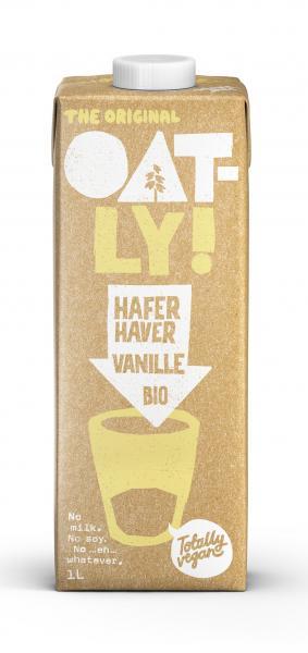 Oatly Hafer Vanille Bio