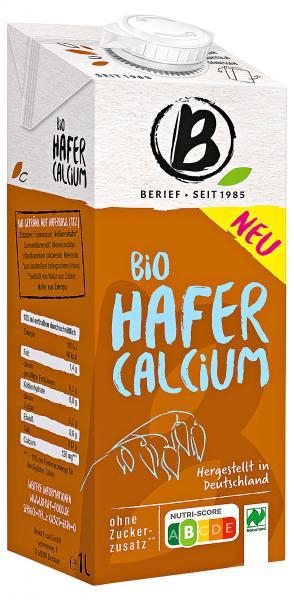 Berief Bio Hafer Calcium Drink