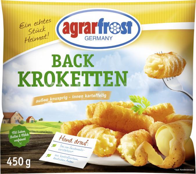 Agrarfrost Back Kroketten