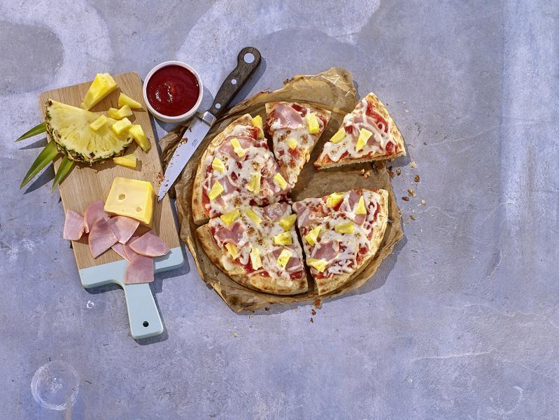 Original Wagner Big City Pizza Hawaii