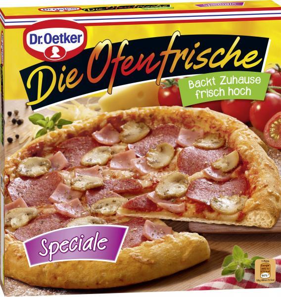 Dr. Oetker Die Ofenfrische Pizza Speciale