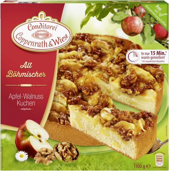 Coppenrath Wiese Alt Bohmischer Apfel Walnuss Kuchen Online Kaufen