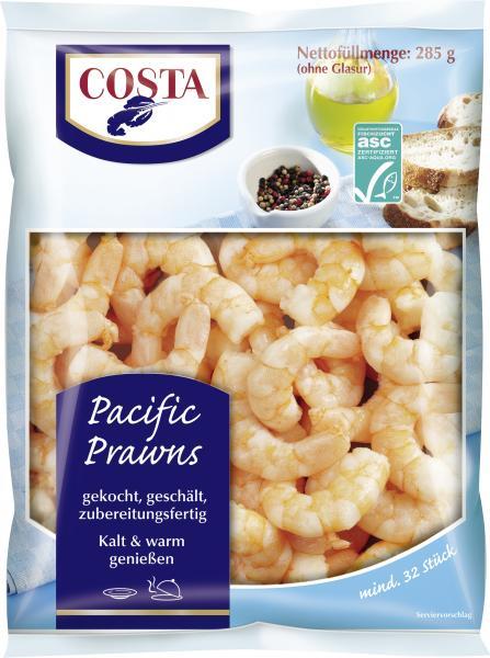 Costa Pacific Prawns