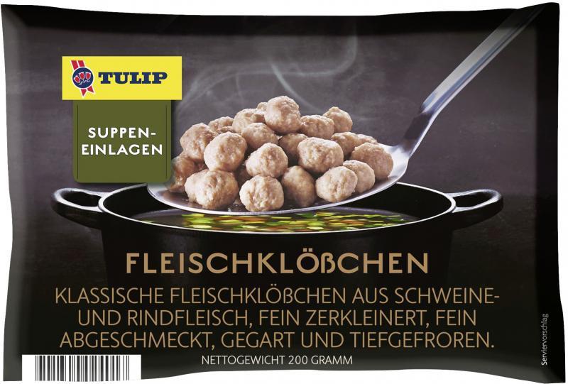 Tulip Fleischklößchen