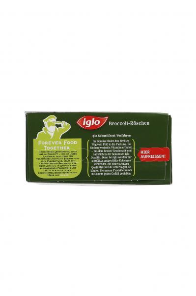 Iglo Frisch vom Feld Broccoli Röschen