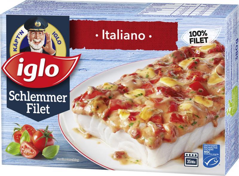 Iglo Schlemmer-Filet Italiano