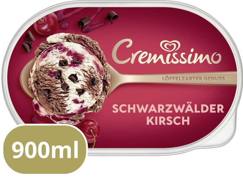 Cremissimo Schwarzwälder Kirsch