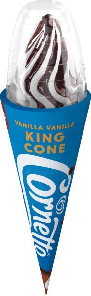 Cornetto King cone vanilla