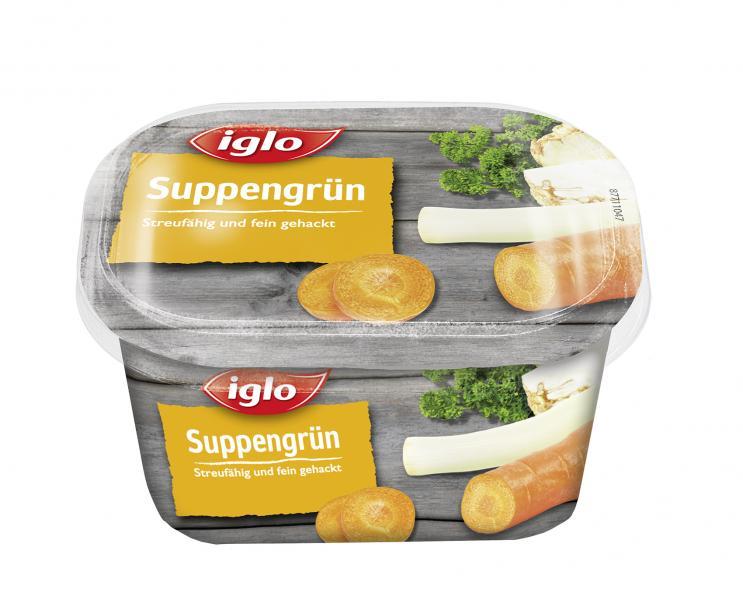 Iglo Suppengrün