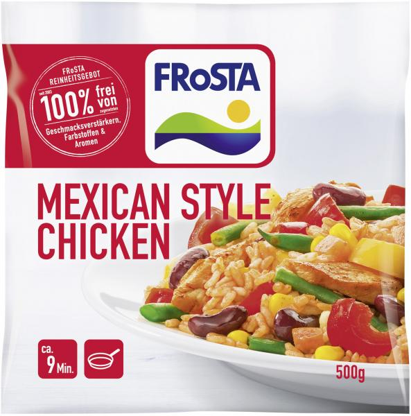 Frosta Mexican Style Chicken