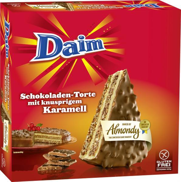 Almondy Daim Inside