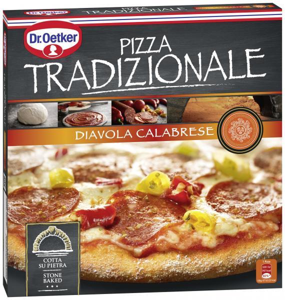 Dr. Oetker Pizza Tradizionale Diavola