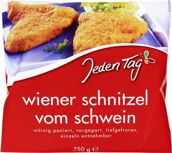 Jeden Tag Wiener Schnitzel