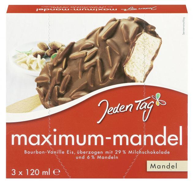 Jeden Tag Maximum-Mandel