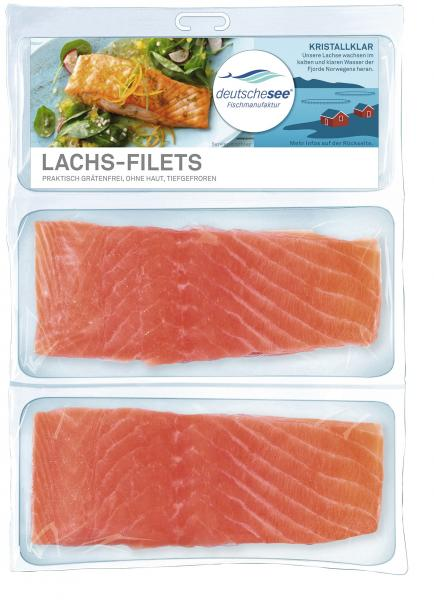 Deutsche See Lachs-Filets