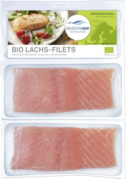 Deutsche See Feine Biolachs Filets